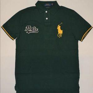 Polo Ralph Lauren Custom Slim Fit Polo